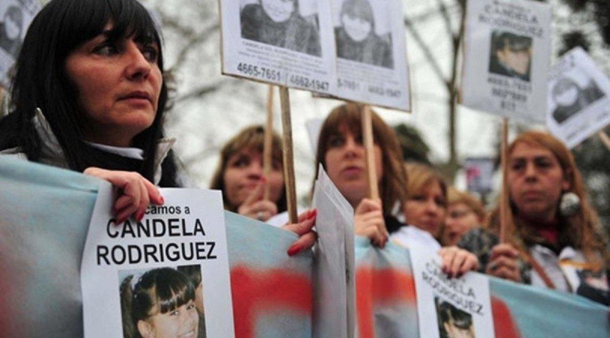 Candela fue vista con vida por última vez el 22 de agosto de 2011 cuando esperaba a un grupo de amigas.