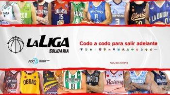 Los 20 equipos de la Liga Nacional participarán de este evento solidario.