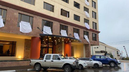 El sector hotelero reclama por la Ley de Emergencia Gastronómica.