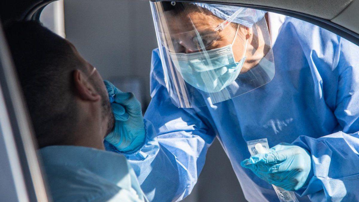 Confirman 40 nuevas muertes por coronavirus en el país