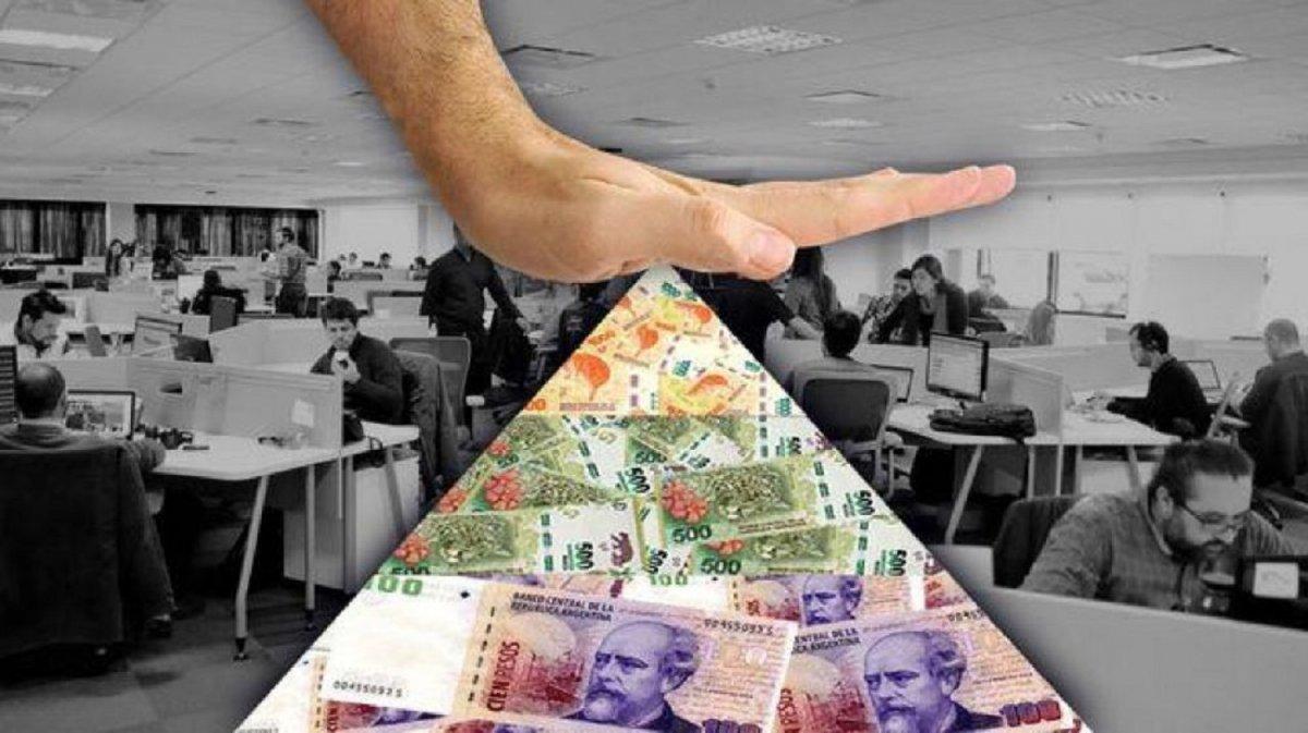 Continúan los análisis ante el análisis del gobierno de establecer un tope salarial.