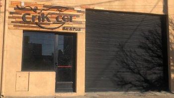 Concejal fue denunciado tras agredir a su pareja en una cervecería