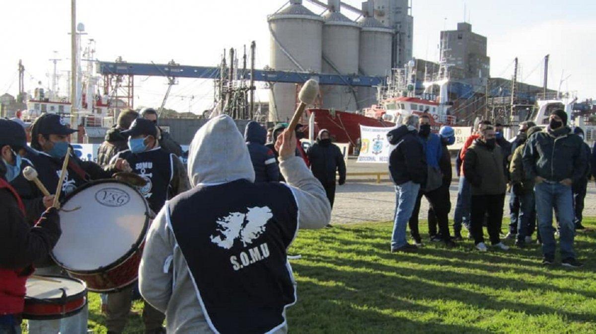 Trabajadores del SOMU rechazan la minería