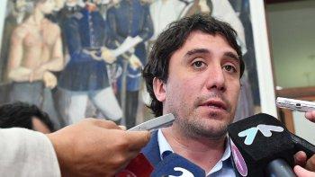Alberto Gilardino, ex Jefe de Gabinete de la provincia, involucrado en la causa Ñoquis Calientes. Su madre fue contratada por Torres Otarola y le transfería el sueldo a su hijo.