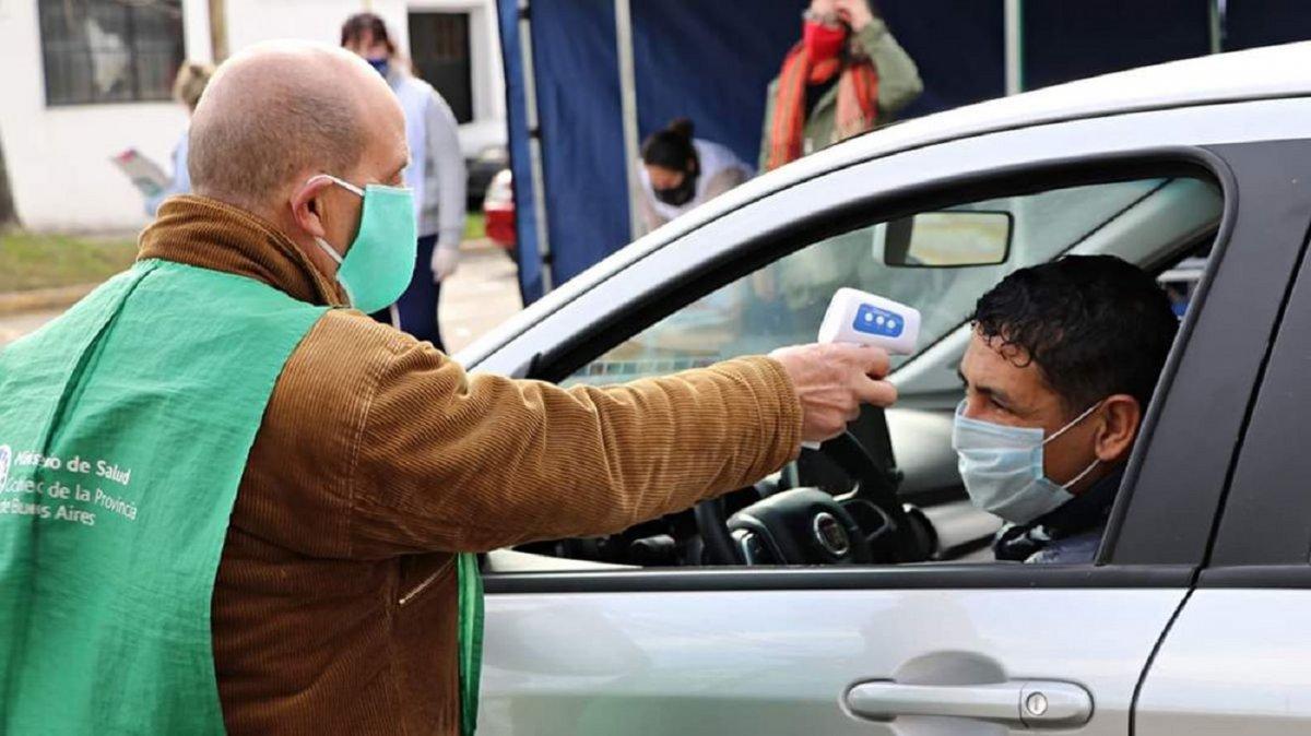 El reporte matutino del Ministerio de Salud de la Nación indicó que hay más de 49 mil personas recuperadas.