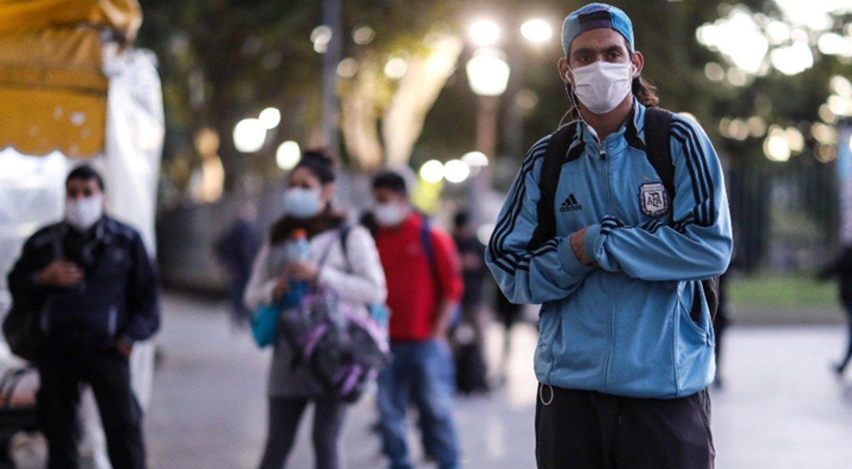 Este jueves se produjo otro récord de casos positivos de Covid 19 en Argentina