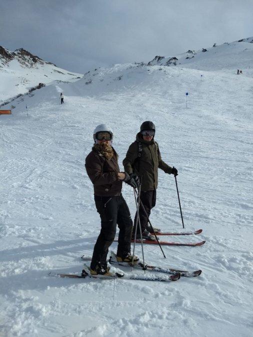 El Catedral es el primer centro de esquí de Latinoamérica en realizar su apertura durante la pandemia de coronavirus.
