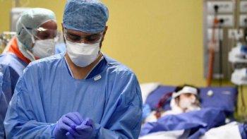 6134 nuevos contagios y 113 muertes por coronavirus en las últimas 24 horas