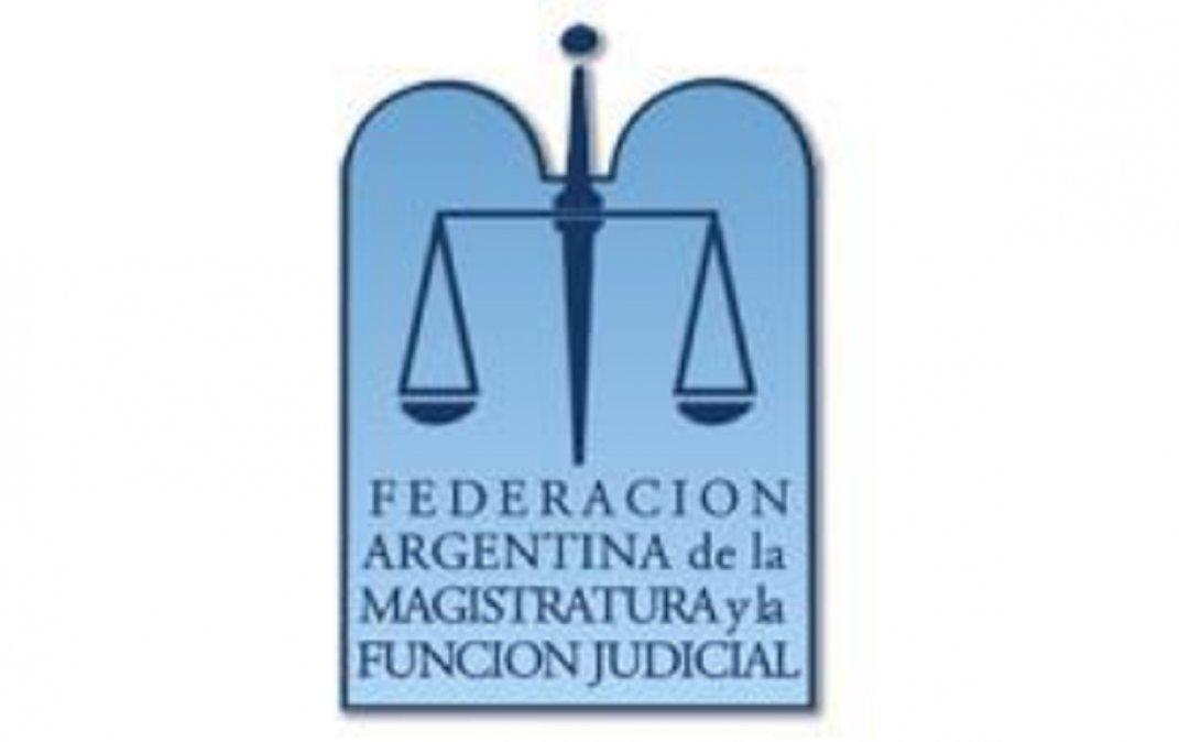 Federación Argentina de la Magistratura y la Función Judicial.