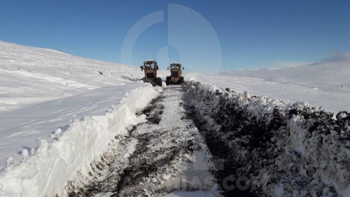 Cushamen: ¿Cuál es la explicación climática de las históricas nevadas?