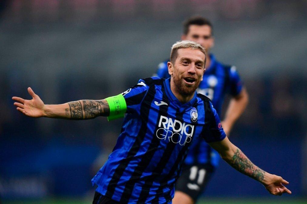 Atalanta venció al Parma con un golazo del Papu Gómez