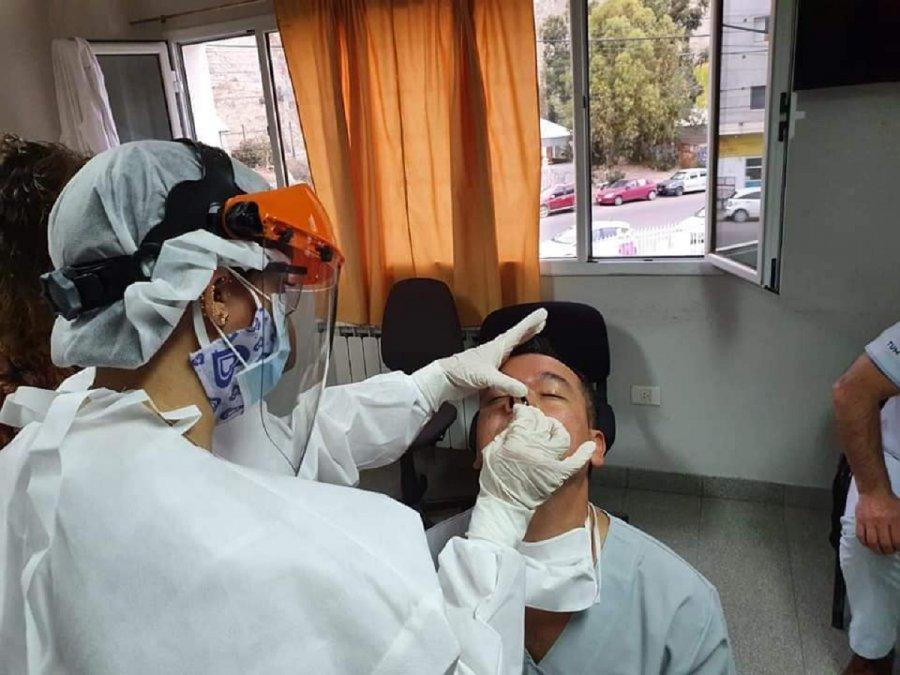 Este martes se confirmaron dos nuevos casos de coronavirus en Comodoro y uno en Puerto Madryn.