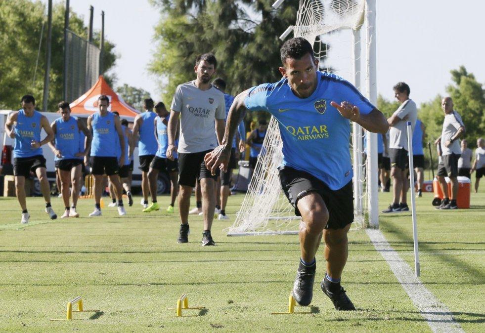 Carlos Tevez: Hay gente que se está muriendo, no es momento para que vuelva el fútbol