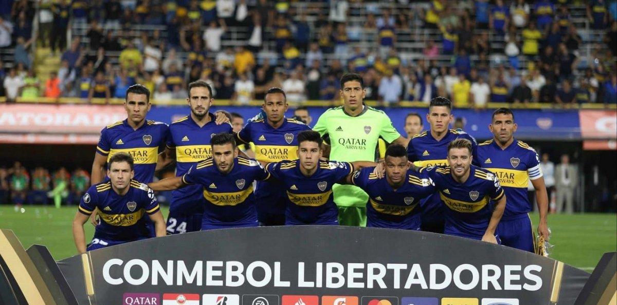 Boca integra el grupo H junto a Libertad