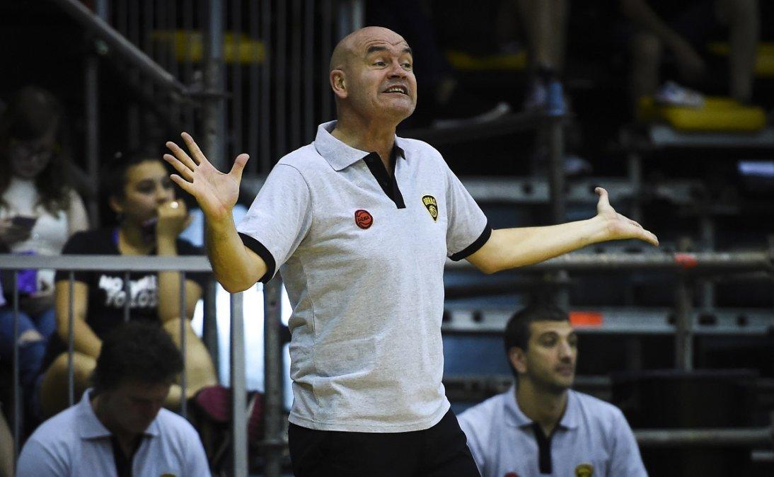 Gregorio Martínez es el nuevo entrenador de la selección femenina de básquet