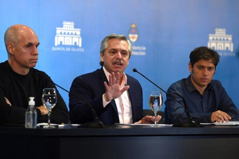 Alberto Fernández: Extraño que vuelva el fútbol como el mayor hincha