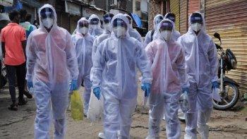 Coronavirus en Argentina: 6.792 infectados y 168 muertes en las últimas 24 horas