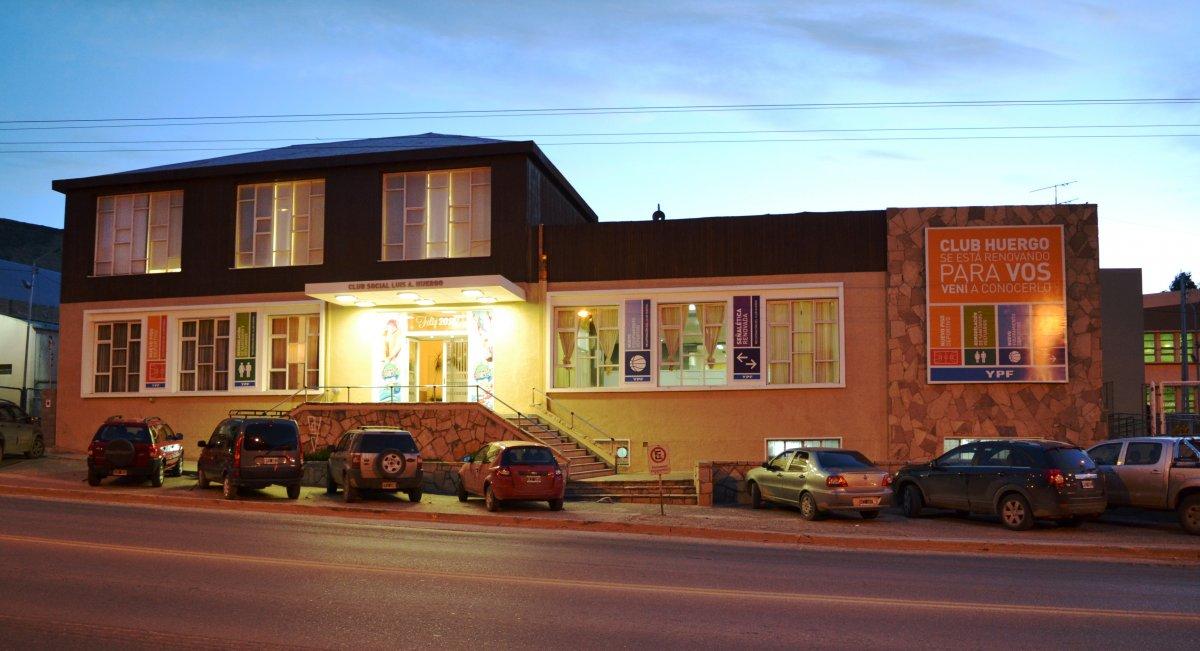 El Club Huergo será sede del Plan de Vacunación contra el Covid-19