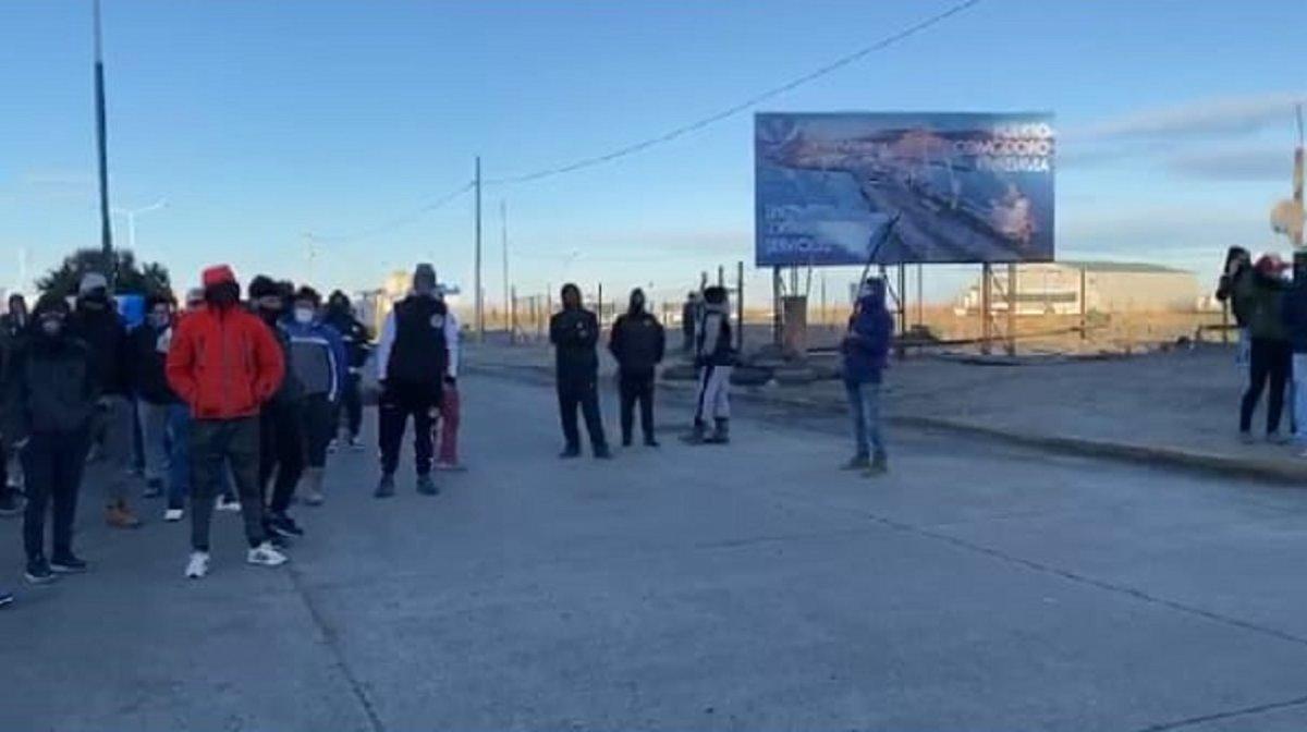 SUPA sobre incidentes en el puerto: Las empresas hacen que nos peleemos pobres contra pobres