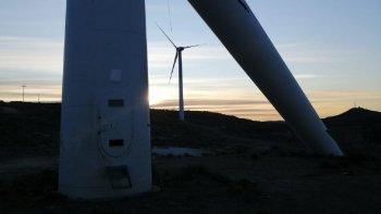 Antonio Morán: El Parque Eólico que se cae a pedazos