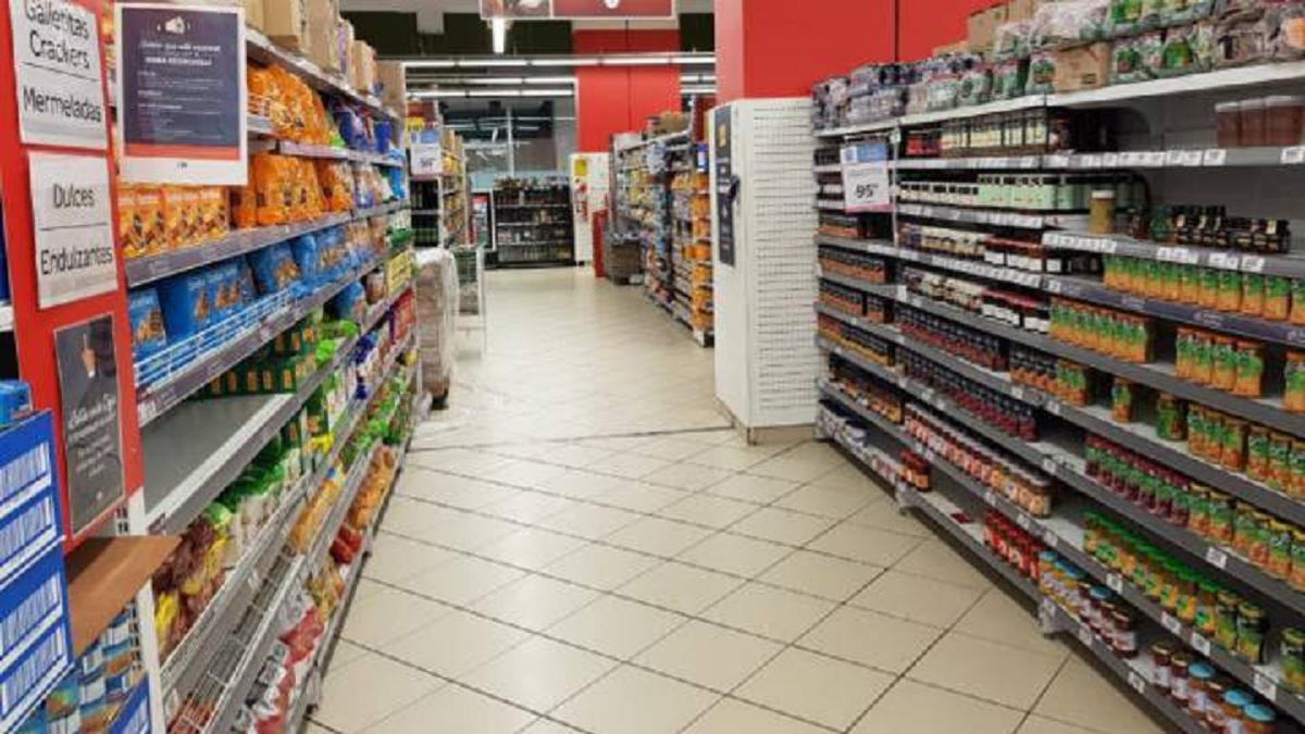 ¿Cuál es la razón del desabastecimiento en supermercados?