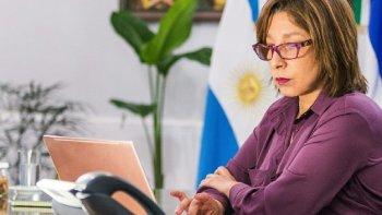 Alberto Fernández llamó a Arabela Carreras