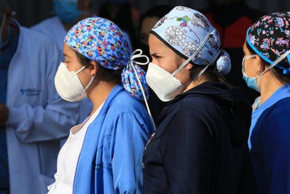 Nación anuncia una extensión del bono a los trabajadores de Salud