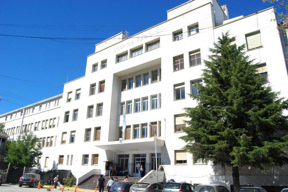 Hospital Regional de Comodoro.
