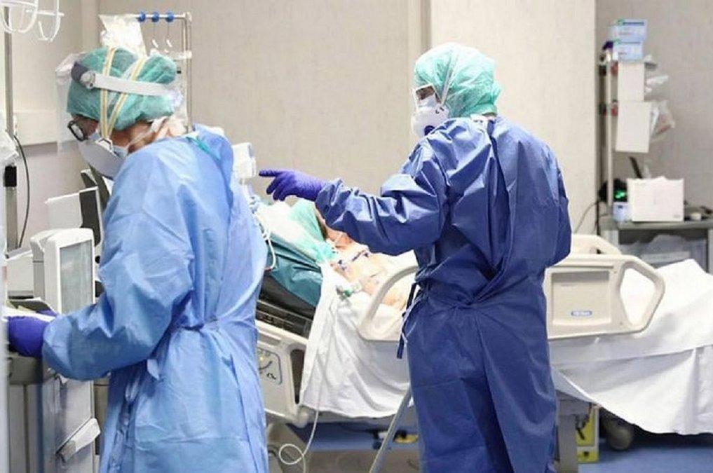 Coronavirus: Este domingo se produjeron 89 nuevas muertes