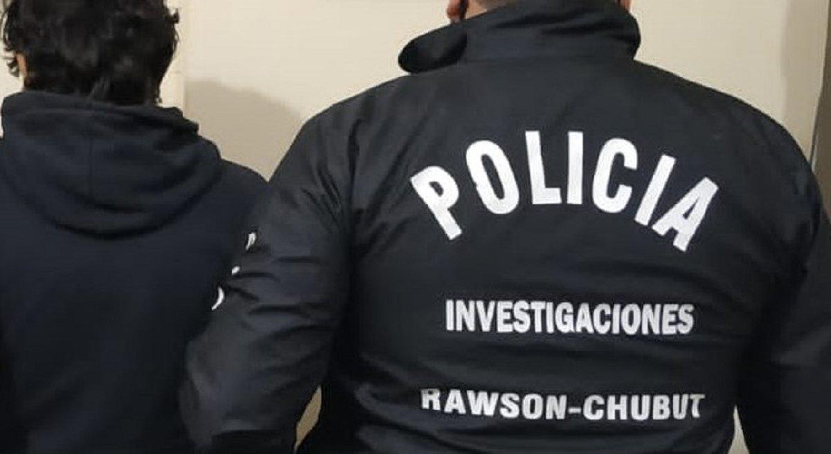 Allanamientos en Rawson por denuncia de distribución de material conteniendo abuso infantil.