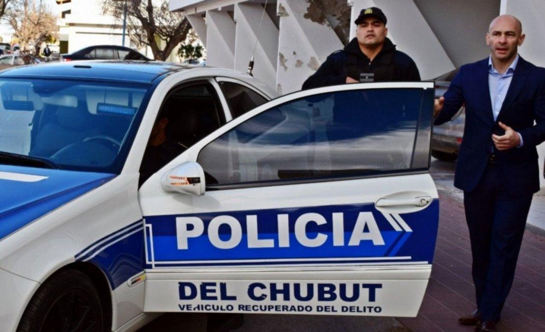 El sector pasivo de la Policía del Chubut le pide a Massoni que pague en tiempo y forma.