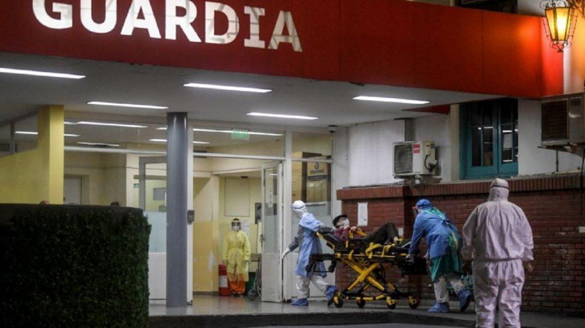 Argentina superó los 500 mil contagiados de coronavirus.