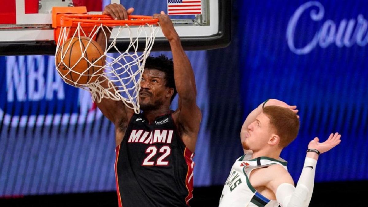 Miami Heat es el primer finalista en los playoffs de la NBA