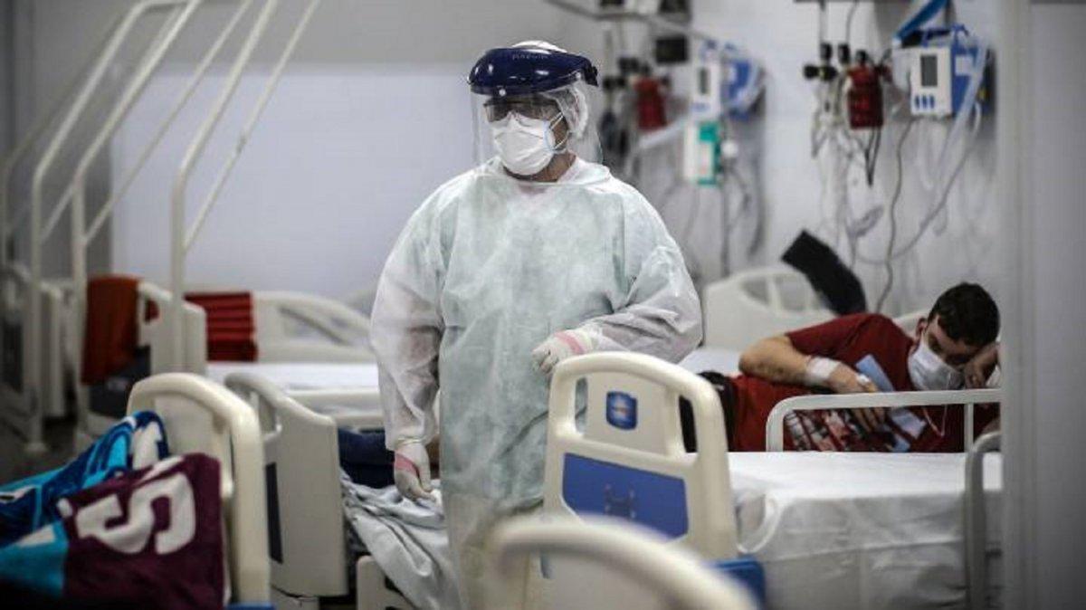 El total de casos confirmados de coronavirus en Argentina es de 512.293.