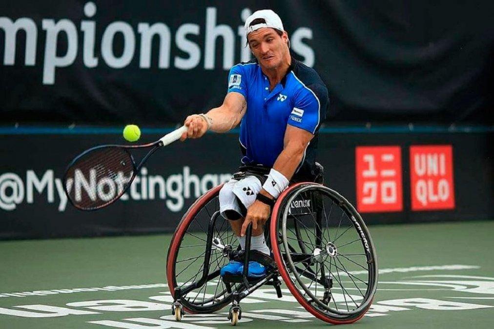 Gustavo Fernández accedió a las semifinales del US Open