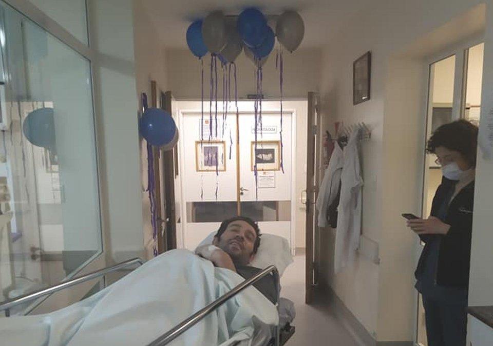 Tuvo coronavirus, se recuperó y dejó un conmovedor mensaje en sus redes