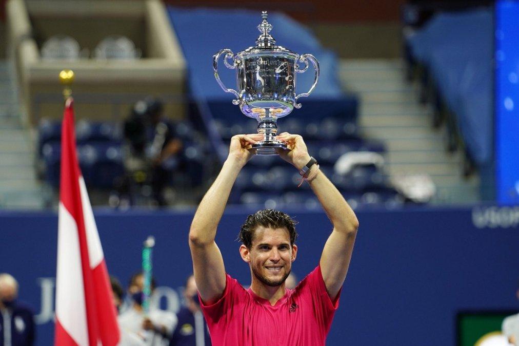 Dominic Thiem venció a Zverev y es el nuevo campeón del US Open