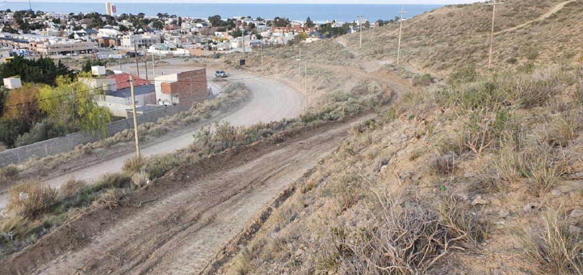 Incluirá la construcción de veredas y bicisendas.