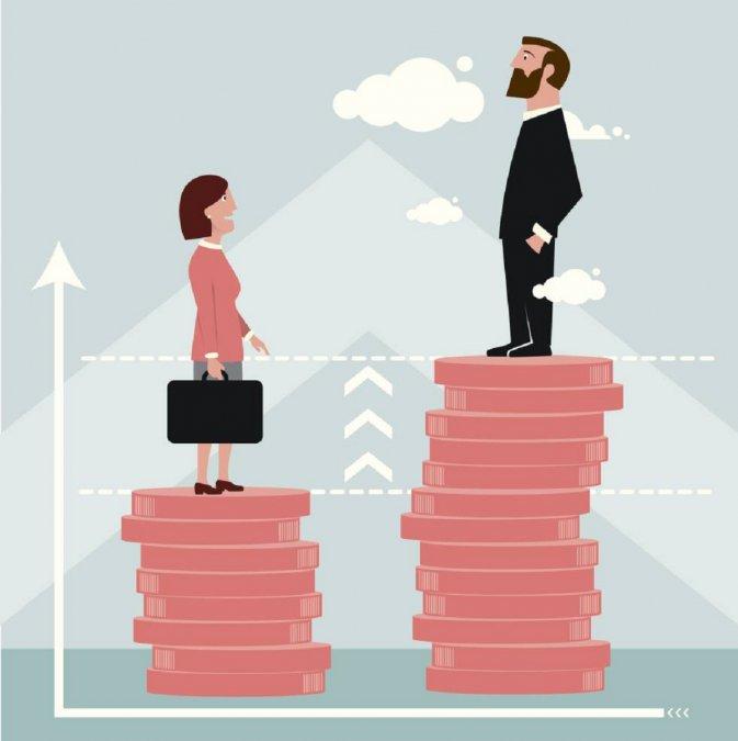 En Argentina la brecha salarial es una de las desigualdades de género mas grandes.