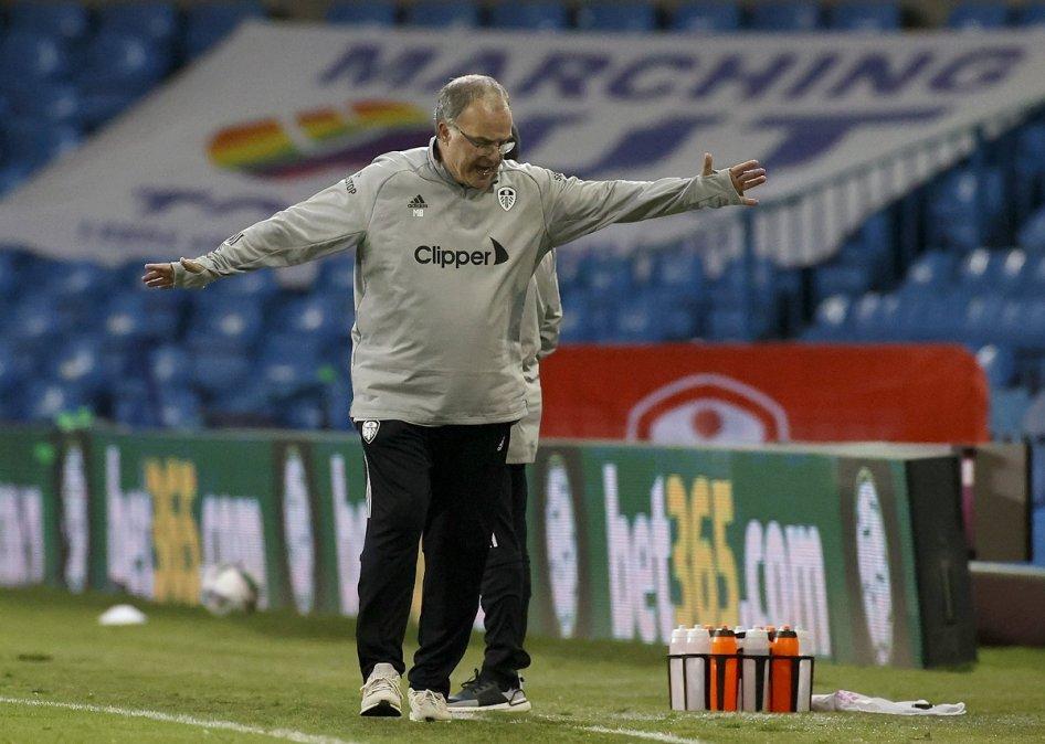 El Leeds de Bielsa perdió ante el Hull City y quedó eliminado de la Copa de la Liga