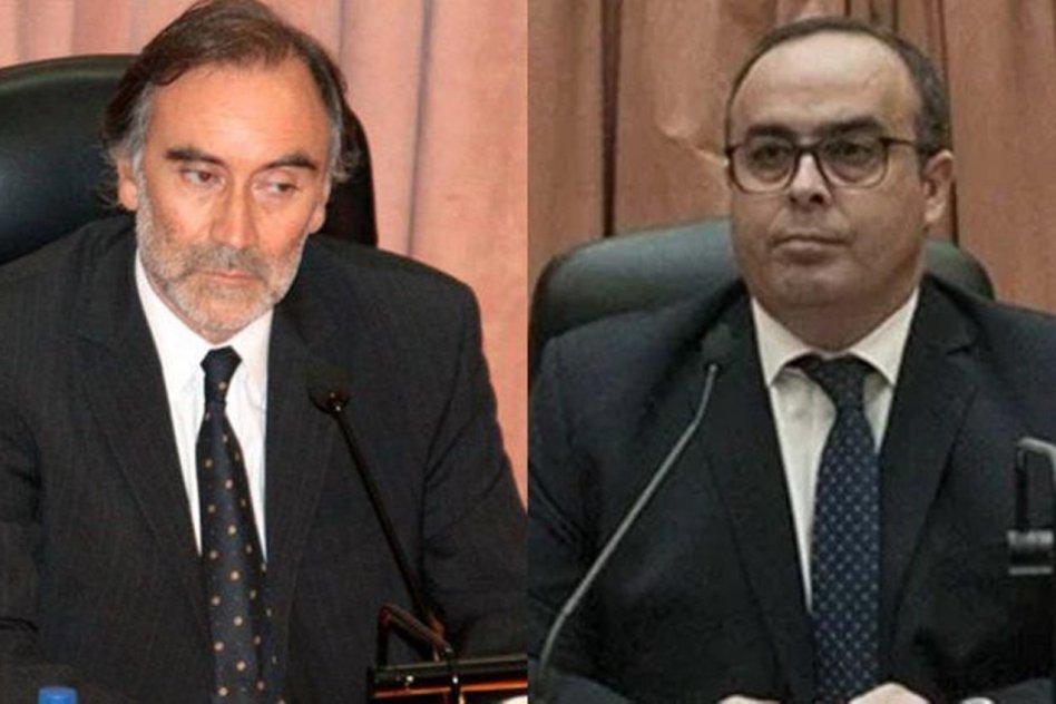 Los jueces Pablo Bertuzzi y Leopoldo Bruglia pidieron este jueves a la Corte Suprema de Justicia que contemple la posibilidad deconcederles una licencia de carácter extraordinario.