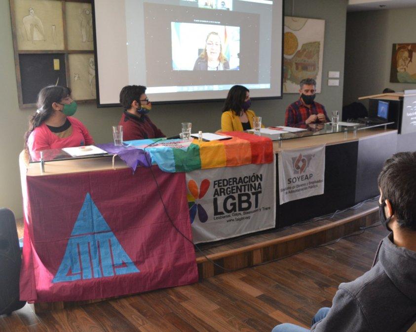 Acompañaron desde Barrios de Pie Libres y la Fundación EL PÁRAMO.