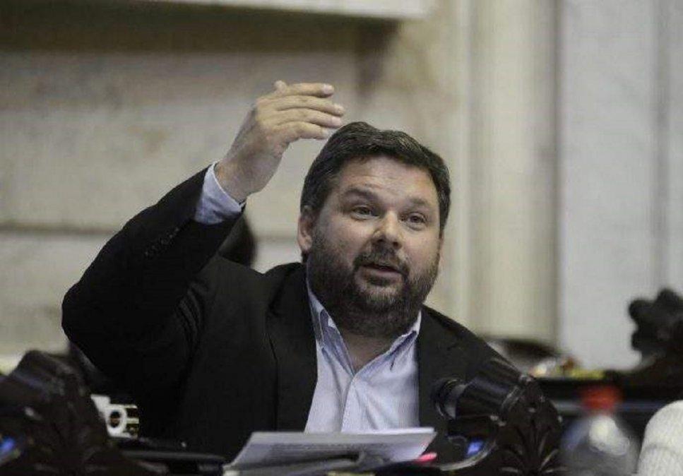 Diputado nacional Santiago Igon.