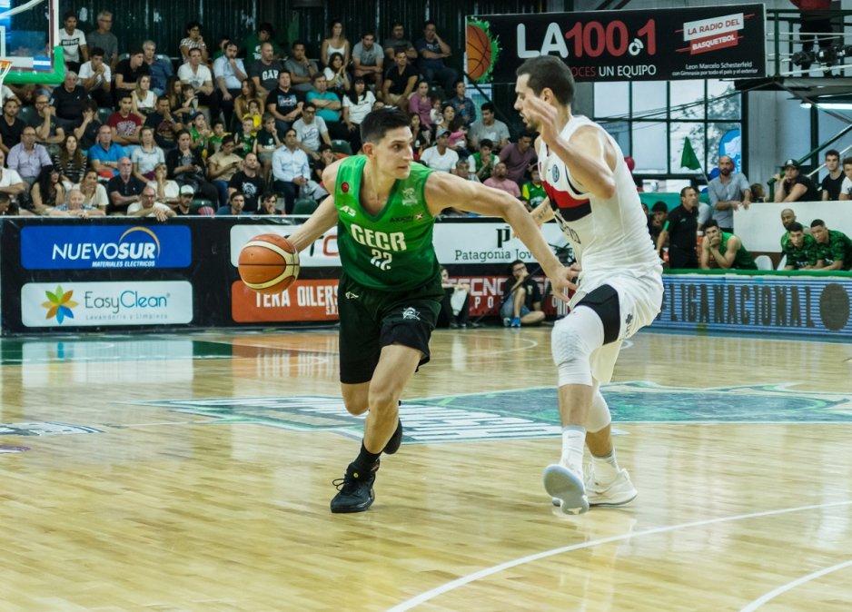 Giorgetti jugará su cuarta temporada en Gimnasia