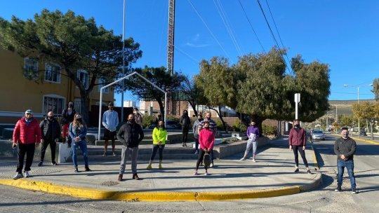 Los propietarios de los gimnasios se reunieron con funcionarios de la Municipalidad de Rada Tilly y piden volver a la Fase 1.