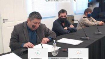 Hompanera y Morales podrían ir a juicio por amenazas a Meiszner