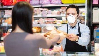 Los supermercados cierran el lunes por el Día del Empleado de Comercio