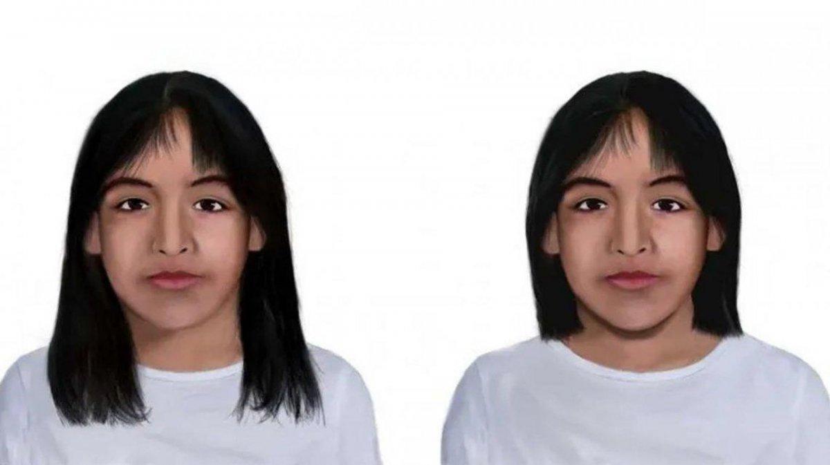 Sofía Herrera esta desaparecida desde el 2008.