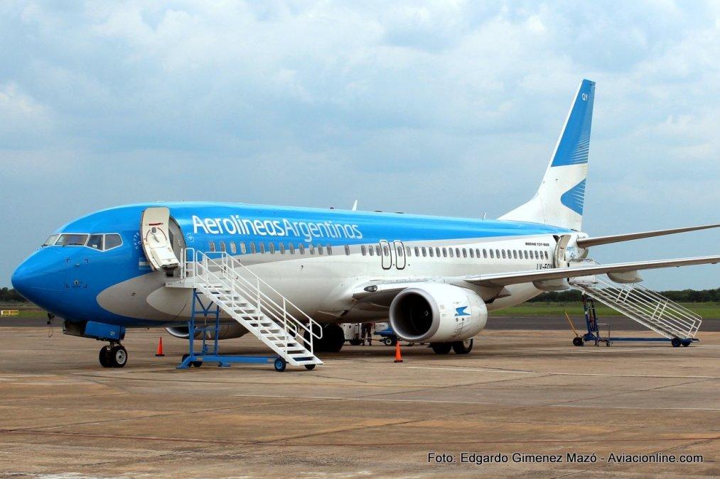 A partir del 12 de octubre se reanudarías los vuelos de cabotaje en Argentina