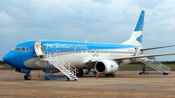 Hay provincias que no quieren la vuelta de los vuelos de cabotaje